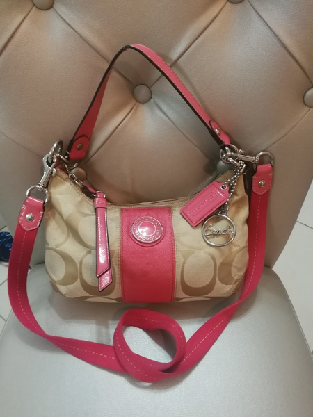 Used AUTHENTIC COACH DEMI BAG.. in Dubai, UAE