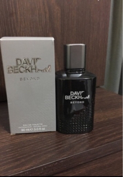 Used David Beckham Beyond Perfume 90ml  in Dubai, UAE