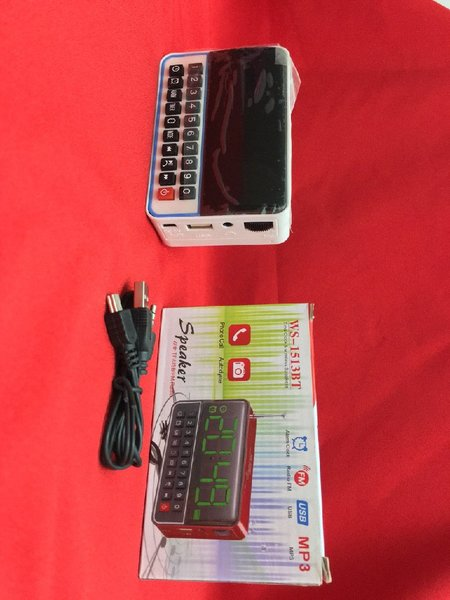 Used SPEAKER TF/USB /FM radio 1 pcs in Dubai, UAE
