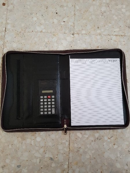 Used Amazing file with calculator and booklet in Dubai, UAE