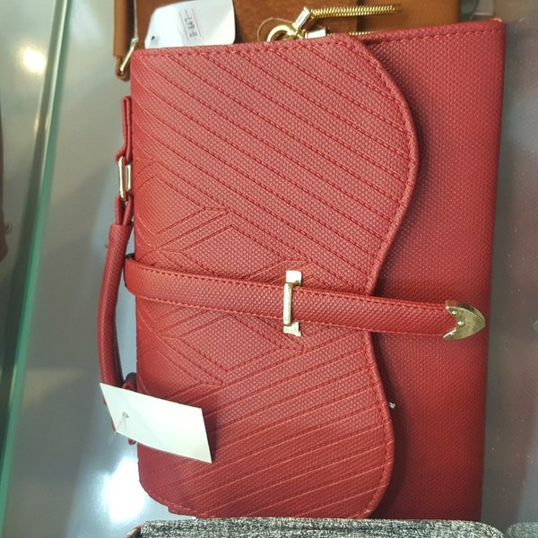 Used Luxury Leather Purse with Wallet in Dubai, UAE