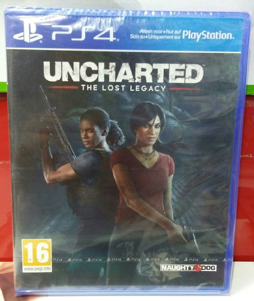 Used Ps4 game- UNCHARTED in Dubai, UAE