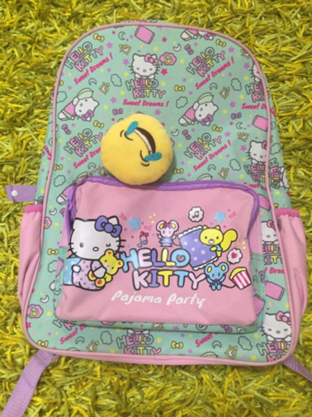 Used BUNDLE OFFER - HELLO KITTY BAG in Dubai, UAE