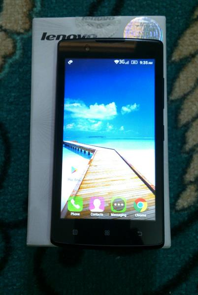 Used Lenovo Mobile10 Days Used Only  in Dubai, UAE