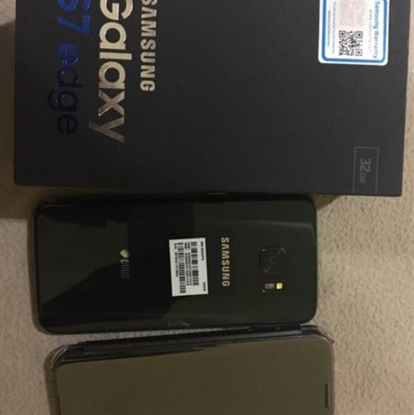 Used Samsung Galaxy S7 Edge 32 Go Good Conditions Lightly Using With Box Warnty Available  in Dubai, UAE