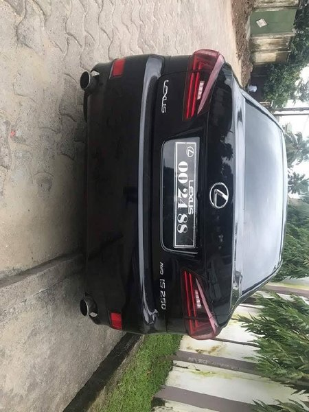 Used Lexus IS250 in Dubai, UAE