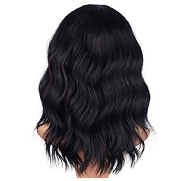 Used Attractive waivy curly black hair in Dubai, UAE