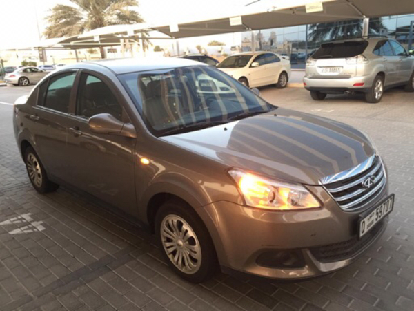 Used Cherry car in Dubai, UAE