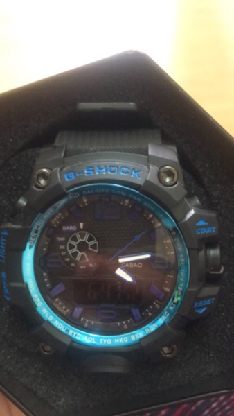 G-Shock watches made in Japan per pieces