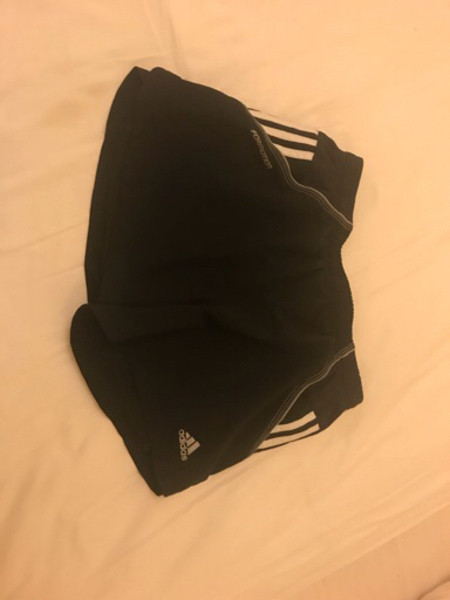 Used 7 pieces gym wear , small size  in Dubai, UAE