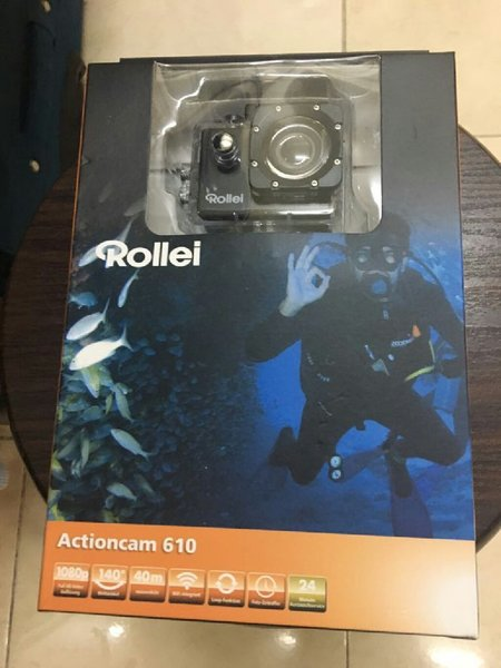 Used actioncam 610 in Dubai, UAE
