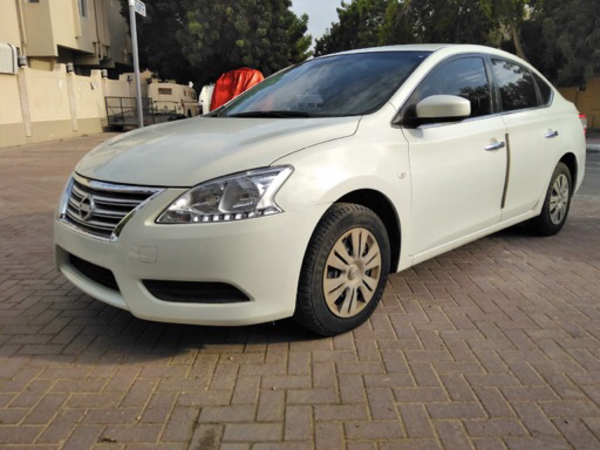 Used Nissan Sentra in Dubai, UAE