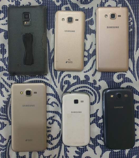 Used Samsung mobile in Dubai, UAE