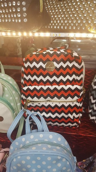 Used Trendy back packs on sale in Dubai, UAE