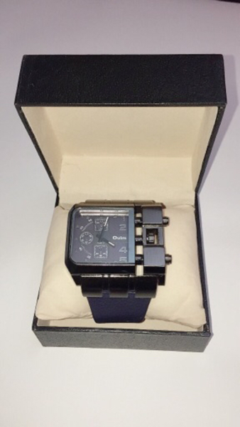 Used Men's Dakota Oulm Unique Quartz Watch in Dubai, UAE