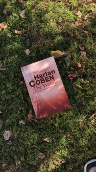 Used The woods — Harlan Coben in Dubai, UAE
