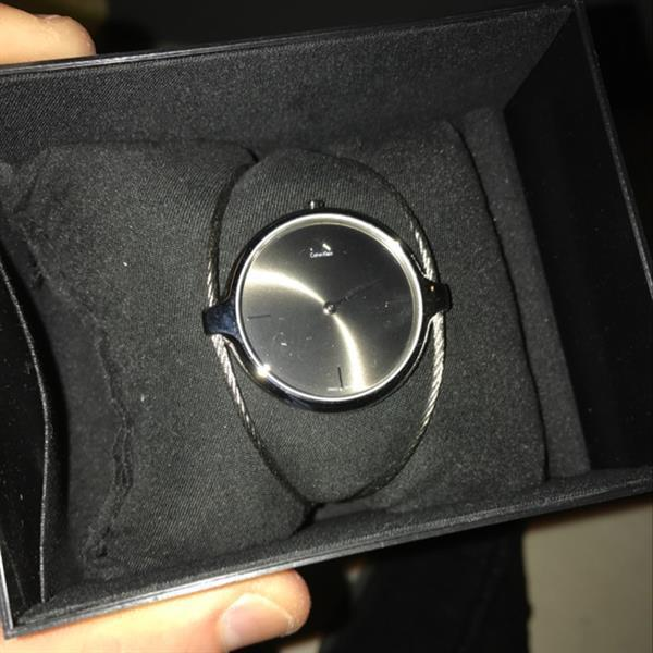 Used Brand-New And Never Opened Calvin Klein Watch in Dubai, UAE