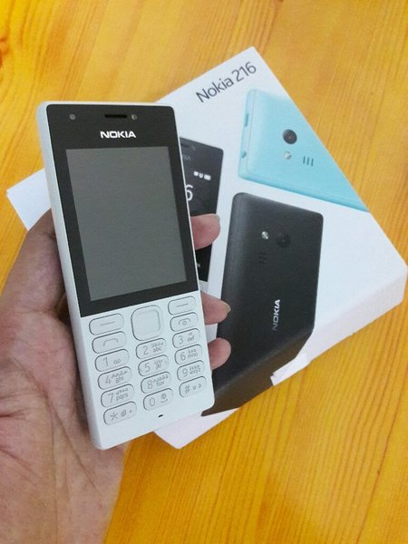 Used Nokia 216 in Dubai, UAE