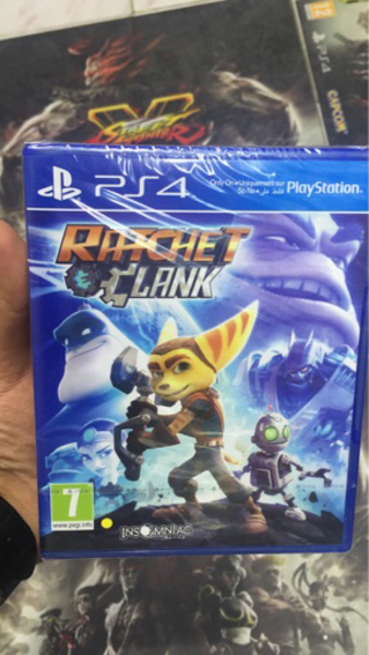 Used PS4 Ratchet  in Dubai, UAE