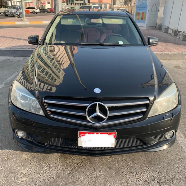 Used C350 in Dubai, UAE