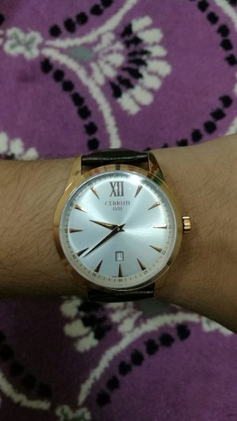Used Orignal Cerruti watch in Dubai, UAE