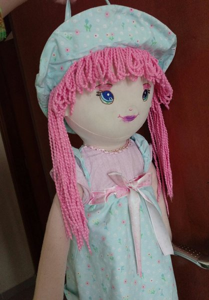 Used Big Doll 100cm height in Dubai, UAE