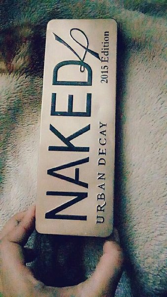 Used NAKED4 URBAN DECAY 2015 Edition in Dubai, UAE