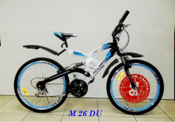 "Used New 26"" Du Bicycle  in Dubai, UAE"