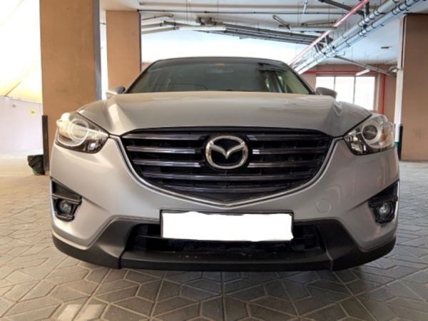Used Mazda CX5 Agency maintained with warrant in Dubai, UAE