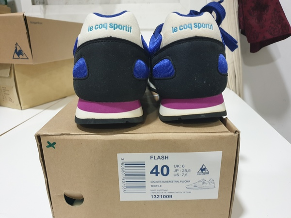 Used Le coq sportif running Shoes in Dubai, UAE