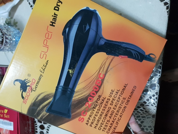 Used Brand New Hair Blower,Germany edition in Dubai, UAE