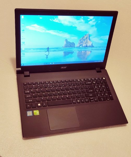 Used Gaming Acer Core i7 6th Gen 500ssd 16ram in Dubai, UAE