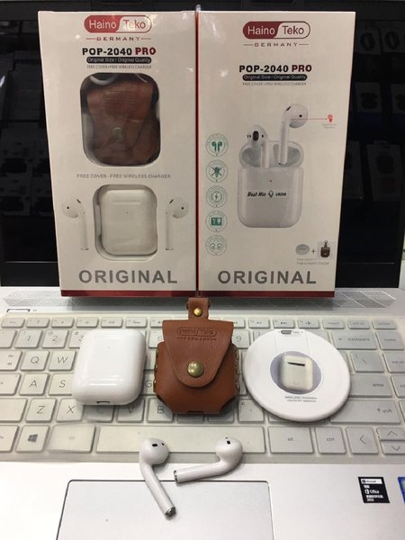 Used Airpods POP2040 Geniune From Germany in Dubai, UAE