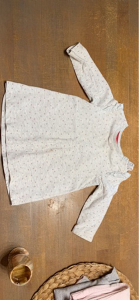 Used Baby dress h&m 6-9 months in Dubai, UAE