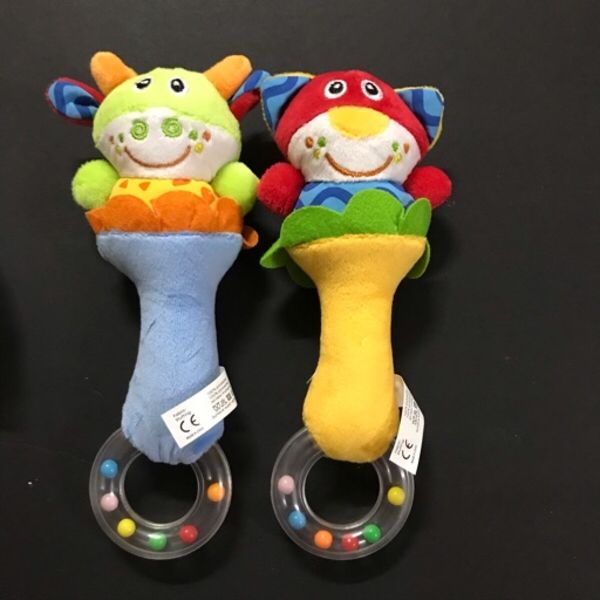 Used Baby rattles& carriage accessories in Dubai, UAE