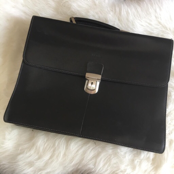 Used Picard Briefcase + FREE WATCH! in Dubai, UAE