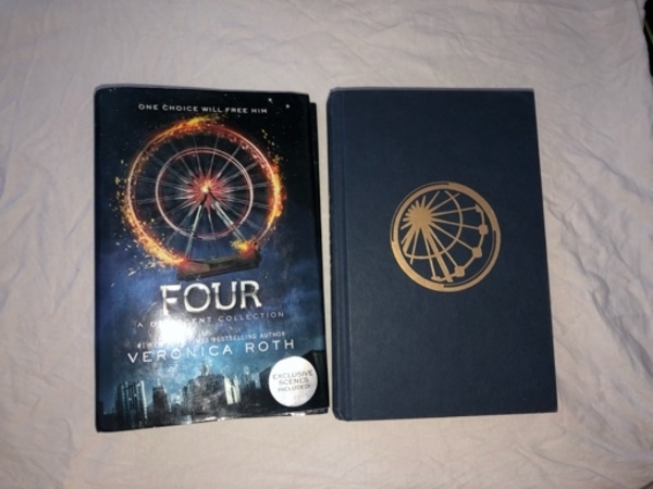 Used Four by Veronica Roth (Hard Cover) in Dubai, UAE
