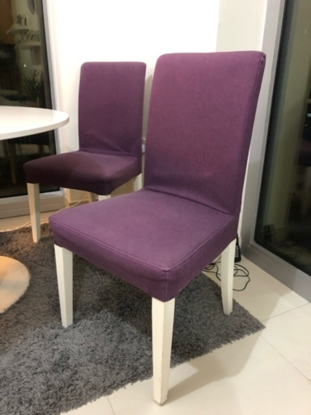 Used Dining table and chairs in Dubai, UAE