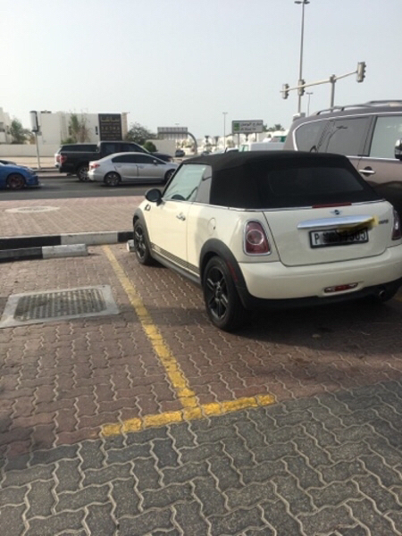 Used Mini Cooper convertible 2012 in Dubai, UAE
