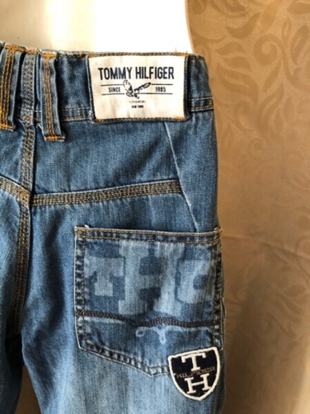 Used Tommy Hilfiger THD JEANS size 16/176 in Dubai, UAE