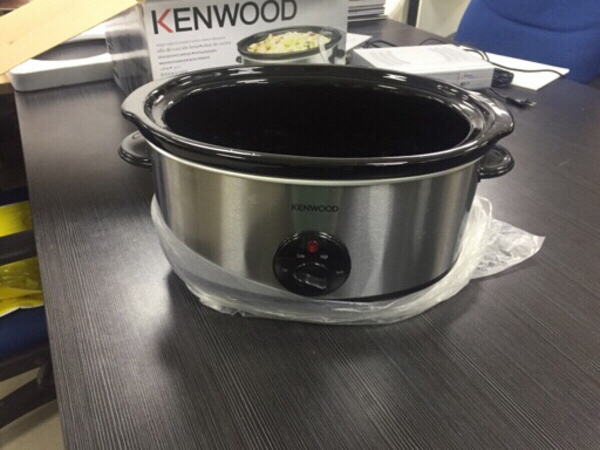 Used KENWOOD Slow Cooker in Dubai, UAE