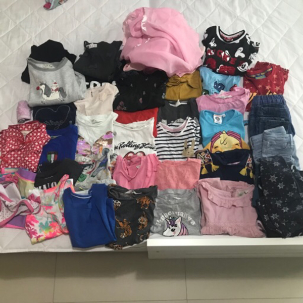 Used Bundle Girls Clothes 2-3yrs old  in Dubai, UAE