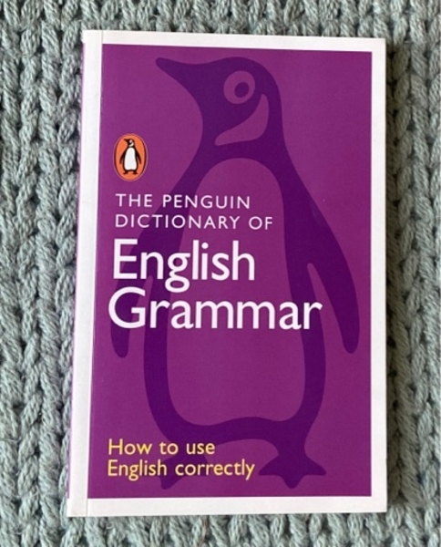 Used Penguin dictionary of English Grammar in Dubai, UAE