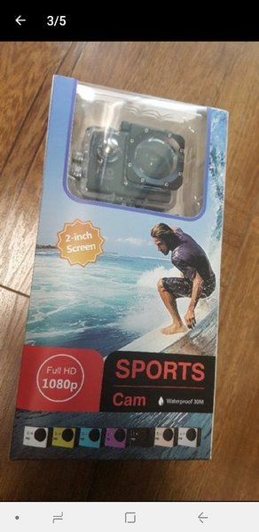 Used Mini Sports Cam in Dubai, UAE