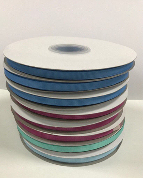 Used Eight Rolls of Grosgrain Ribbon  in Dubai, UAE