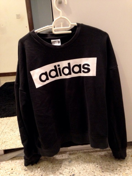 Used Adidias original sweatshirt medium  in Dubai, UAE