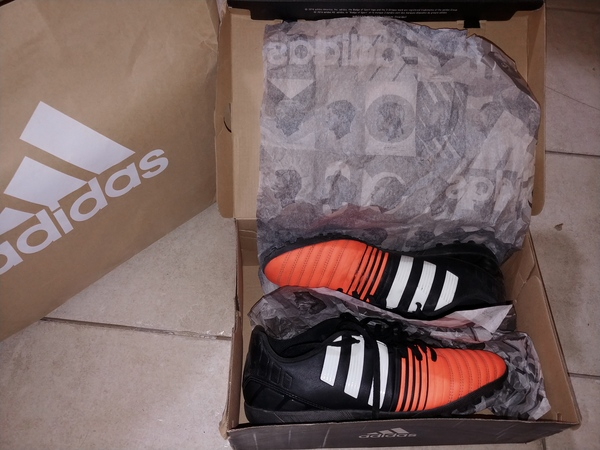 Used Adidas nitrocharge4.0 in Dubai, UAE