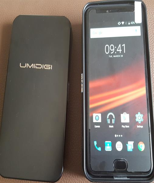 Used Umi Z Pro Flagship Phone Not Launched In UAE Still in Dubai, UAE