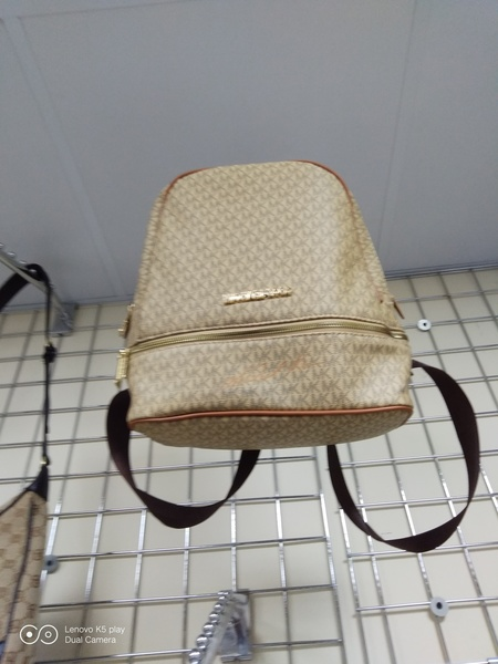 Used Ladies bagpack MK in Dubai, UAE