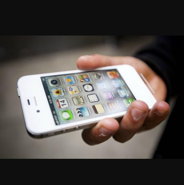 Used Brand New Iphone 4s White 8gb, Untouched,  in Dubai, UAE